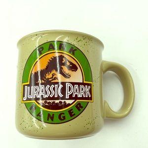 Jurassic Park Mug